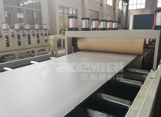 塑料模板生产设备价格  塑料模板生产机械  塑料模板加盟骗局