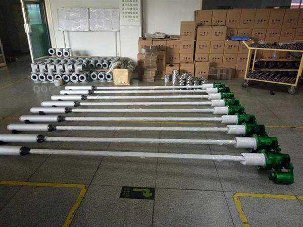 YQYB化工潛液泵,不銹鋼防爆醇類苯類酮類60多種化工介質