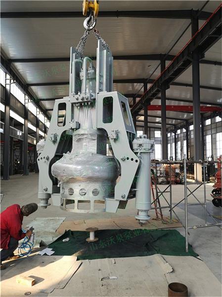 大流量排沙泵 挖掘機 液壓排沙泵