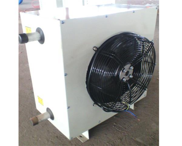 55kw工业厂房用D80电加热暖风机,占地面 积小
