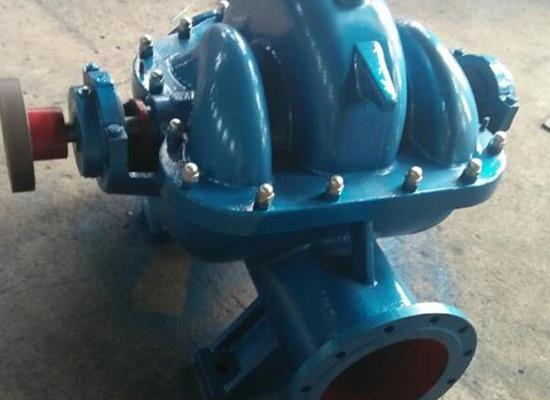 廠家供應銷售SH系列雙吸中開泵