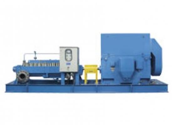 肯富来KHP系列中开多级离心泵_肯富来水泵