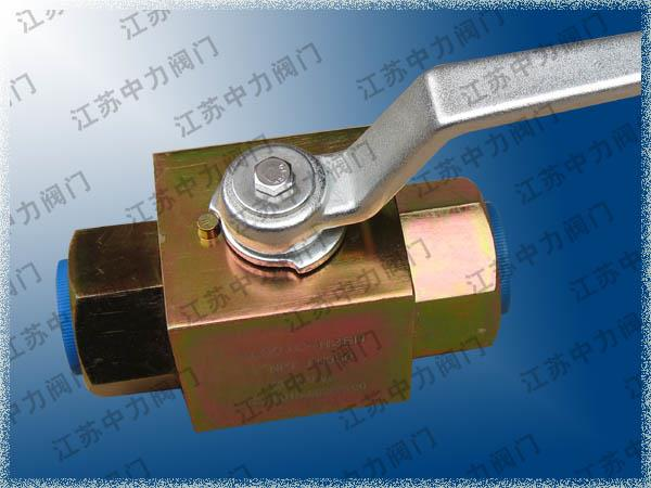 Q11N-420P不銹鋼高壓球閥