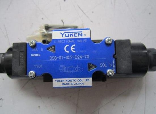 YUKEN 榆次油研電磁溢流閥 S-BSG-06-2B3B