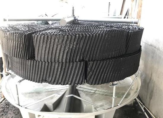 节能高效100T圆形冷却塔,冷却塔厂家