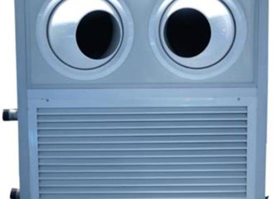 立式新風換氣空調機組