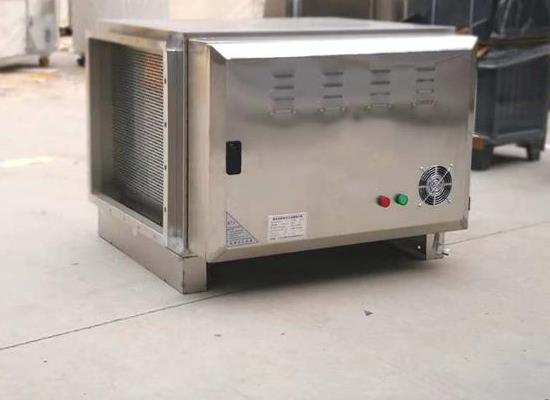 濟南廚房安裝油煙過濾器效果好的是哪一家