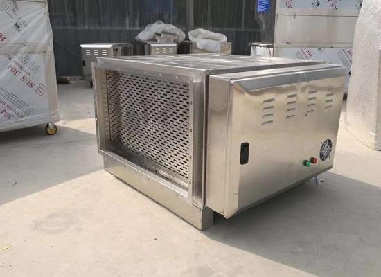 济南厨房油烟过滤器要选用不锈钢材质的