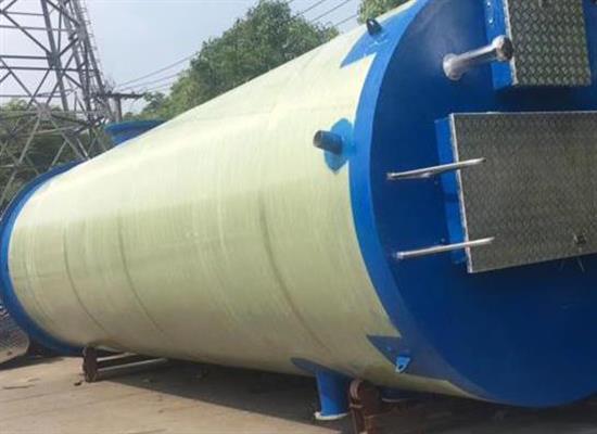 玻璃鋼一體化預制泵站在生活中的運用
