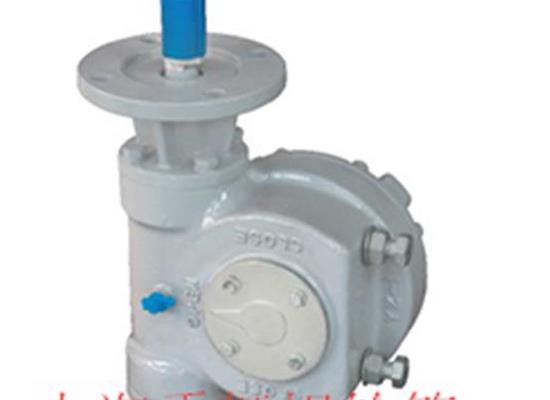 YZ-6D电动推力型蜗轮箱,QDX3电动机型号,蝶阀专用