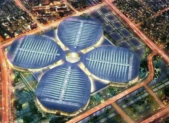 第二屆中國國際進口博覽會開幕 中國建筑助力大國外交