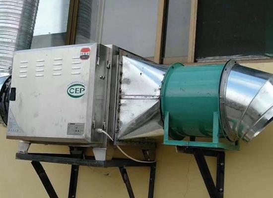 濟南商用油煙過濾器怎么選購