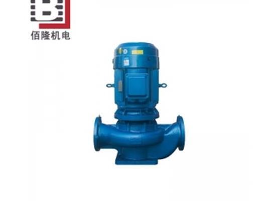 佰隆_GDD型低噪声管道泵_佰隆水泵