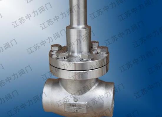 不銹鋼低溫承插焊截止閥