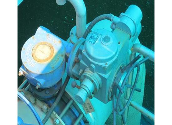 QDX3-D5多回轉型閥門電動裝置 DN400蝶閥開關