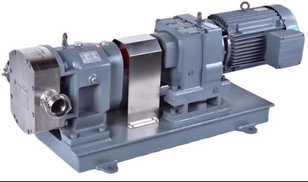 优科精流凸轮转子泵