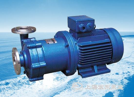 上海宏東磁力泵,創新為水泵行業發展加速