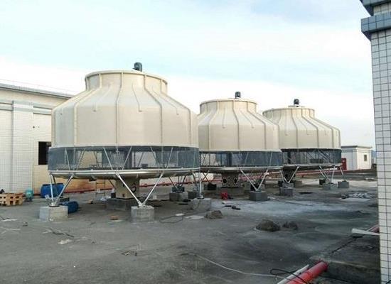 供应湖南冷却塔,300T工业冷却塔,高强度耐腐蚀水塔