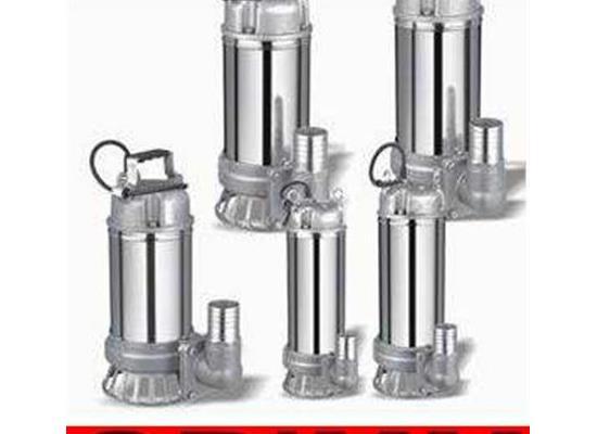 进口不锈钢潜水泵(欧美进口十大品牌)