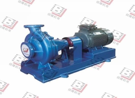 佰隆IS型單級單吸臥式離心泵_佰隆水泵