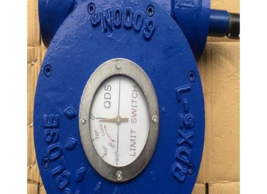 禹軒專業供應QDX3球墨鑄鐵渦輪箱,球閥驅動裝置配蝶閥渦輪