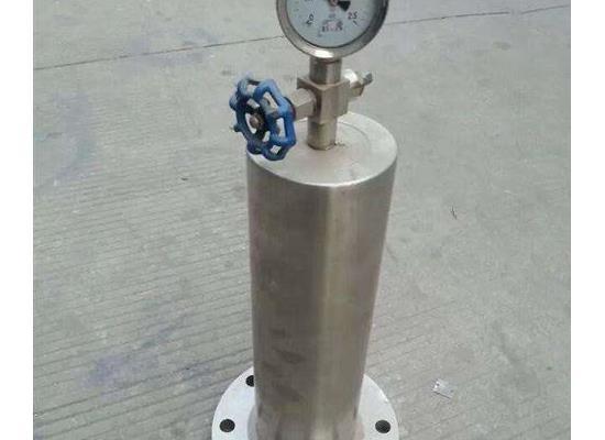 上海禹轩YQ8000-dn80/100/150水锤消除器