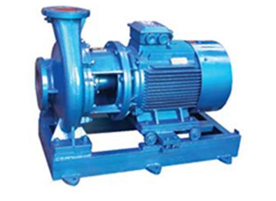 KDWB高效節能便拆式臥式離心泵