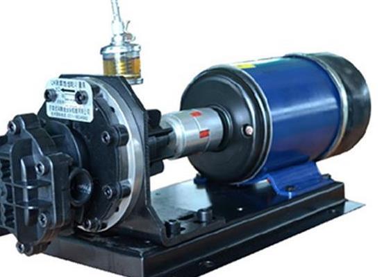 优科精流A系列齿轮计量泵