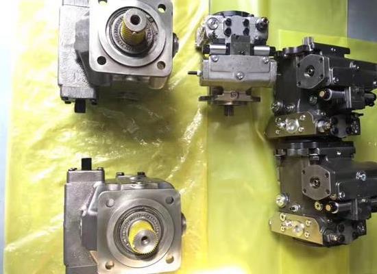柱塞泵A4VG71EP4D3L/32L-NZF02N001S