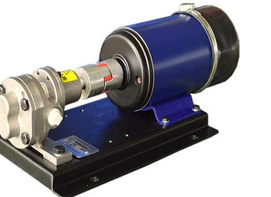 優科精流B系列齒輪計量泵