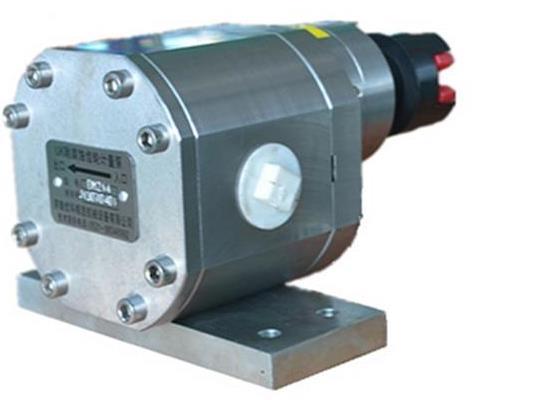 山東優科精流D系列齒輪計量泵