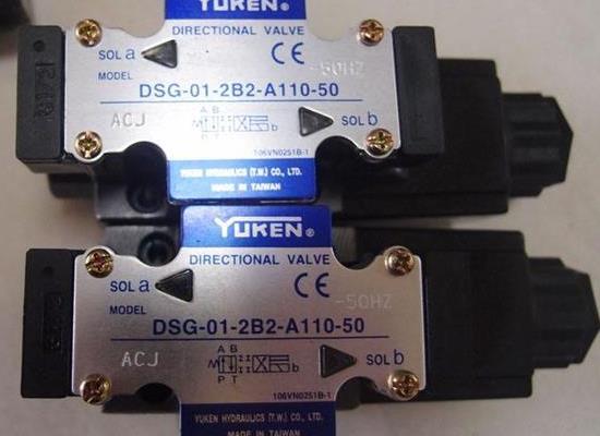 榆次油研電磁溢流閥S-BSG-10-2B3B-A240-N1