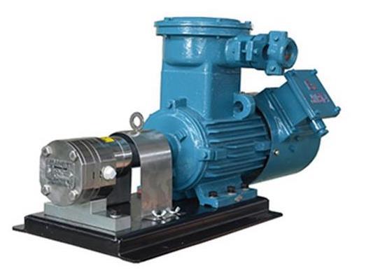 優科精流C系列齒輪計量泵