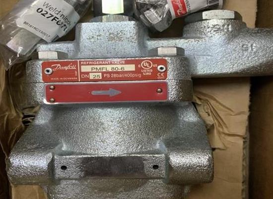 丹佛斯pmfl80-1-2,027F3054-56流量调节阀