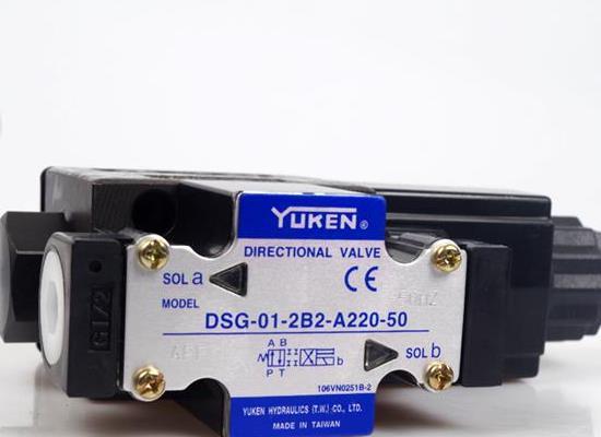 YUKEN榆次油研 疊加減壓閥 MRA-01-C-30