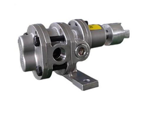 山東優科精流F系列齒輪計量泵