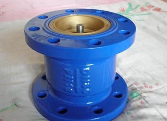 HC41X(B型)消聲止回閥,排水止回閥應用