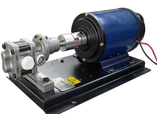 山東優科精流ZS系列齒輪計量泵
