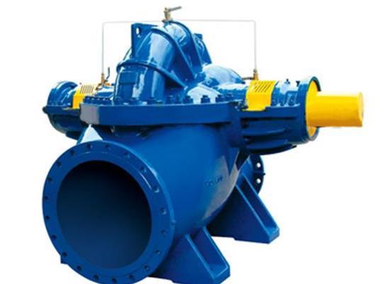 KPS系列單級雙吸離心泵_肯富來水泵