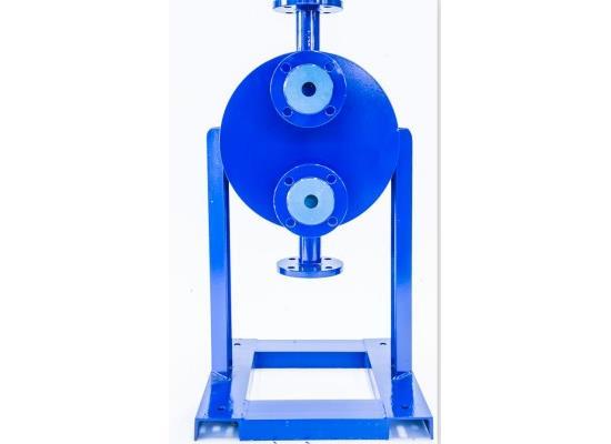 瑞普特板殼式換熱器焊接質量穩定