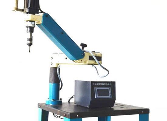 山东优科精流DII-H-M27型电动垂直A型攻丝机