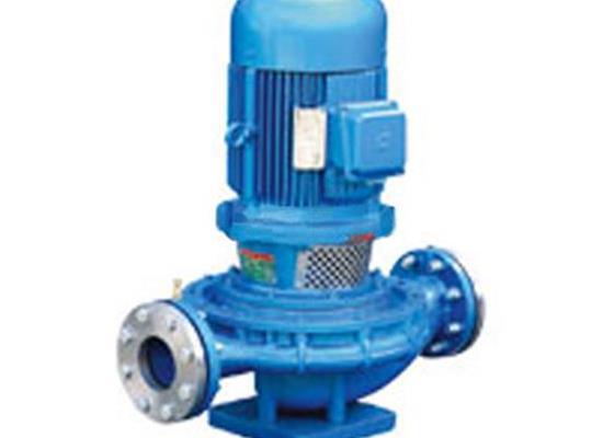 肯富来KGP系列管道式离心泵_肯富来水泵