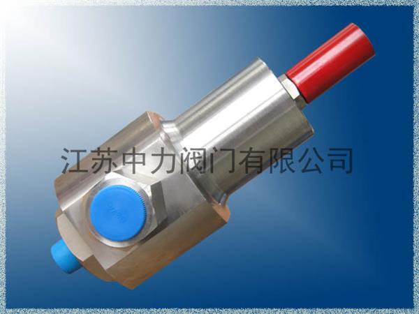 超高壓全啟式安全閥