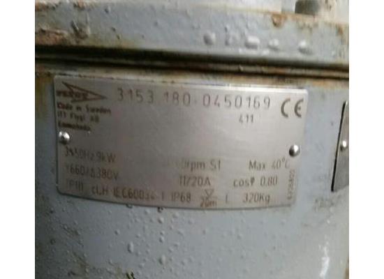 沈阳飞力污水提升泵NP3127