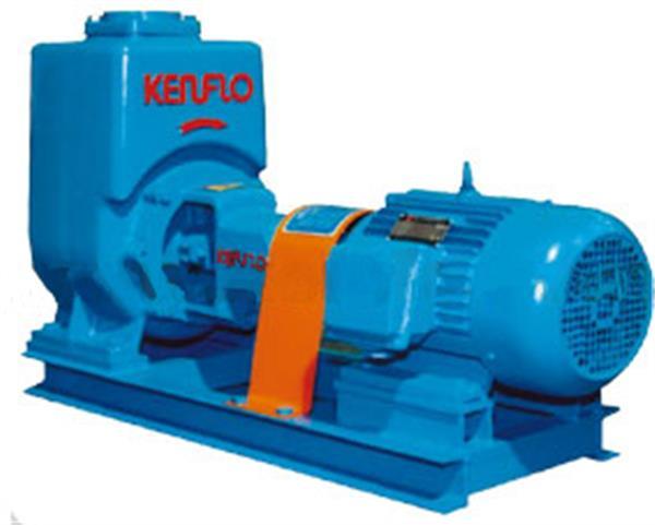 肯富來ZW系列無堵塞自吸污水泵_肯富來水泵