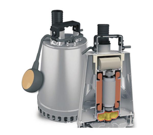 PSR轻型不锈钢潜水泵