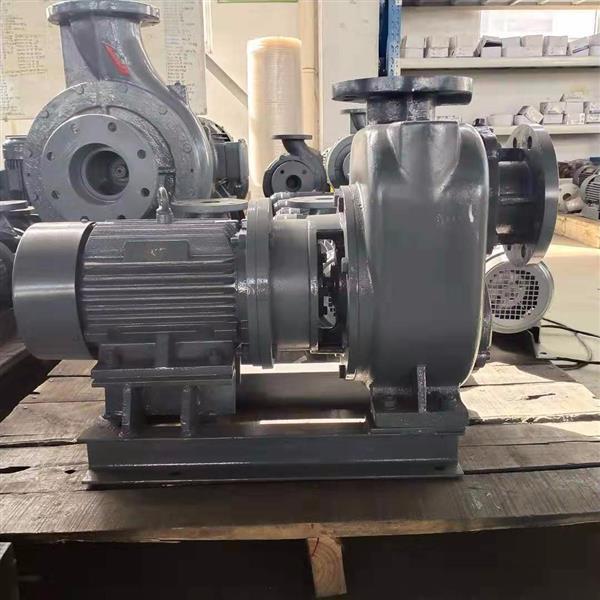 PMP-50-0.75自吸式离心泵