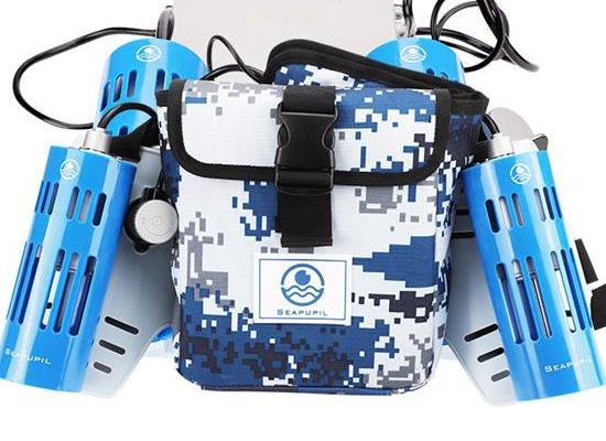 便捷式潜水推进器 SEAPUPIL水上运动潜水器 助推器