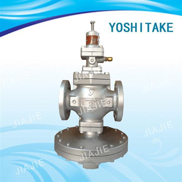 日本YOSHITAKE先导式蒸汽减压阀GP-2000