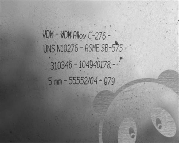 供哈氏合金C276棒材N10276锻件和加工件订制